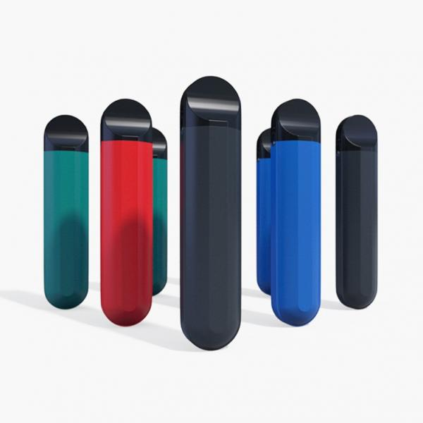 New 2020 disposable vape pen cheap price OLED screen dab pen wax vaporizer dry herb on wholesale #2 image