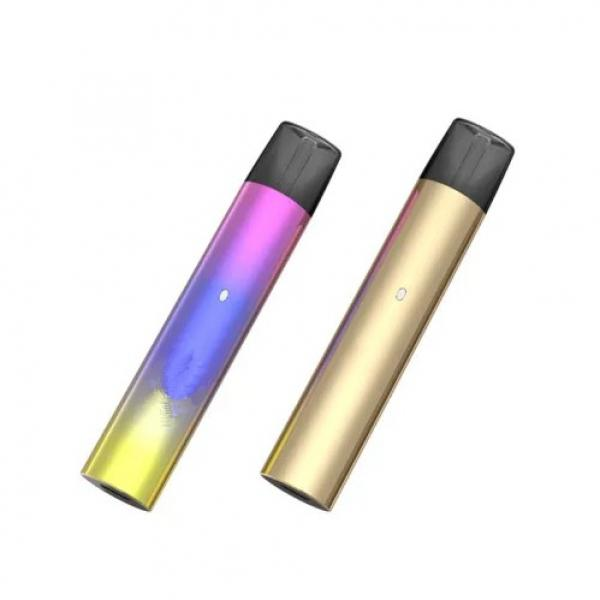 Wholesale Bulk Price Thick/Thin Oil wee-D1s Disposable Vape Pen .5ml Ceramic Heating Tank with #3 image